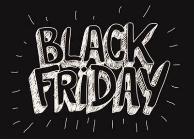 Black Friday aloittaa joulumyynnin verkkokaupassa