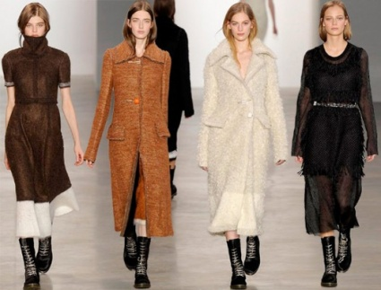 New Yorkin muotiviikot: Katso mikä vuosikymmen tulee olemaan muodissa