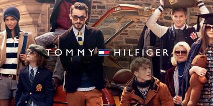 Tommy Hilfiger: Muoti merkitsee naiselle enemmän kuin miehelle