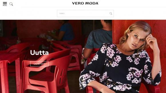 Vero moda verkkokauppa